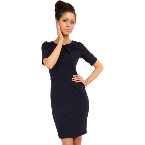 Navy Blue MOE Dresses