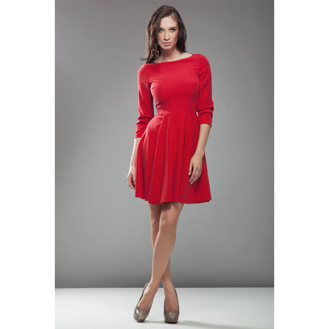 Red Nife Dresses