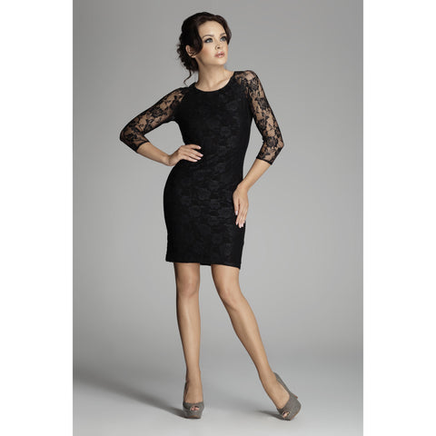 Black Figl Dresses
