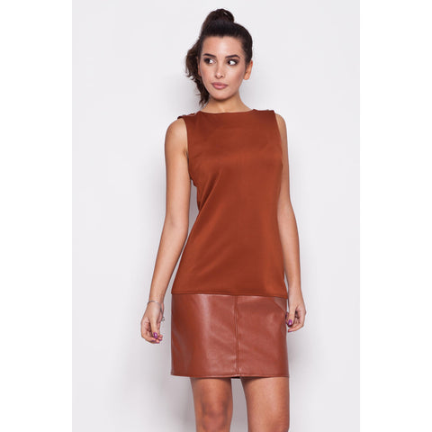 Brown Katrus Dresses