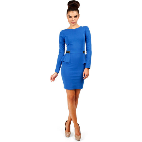 Cornflower Blue MOE Dresses