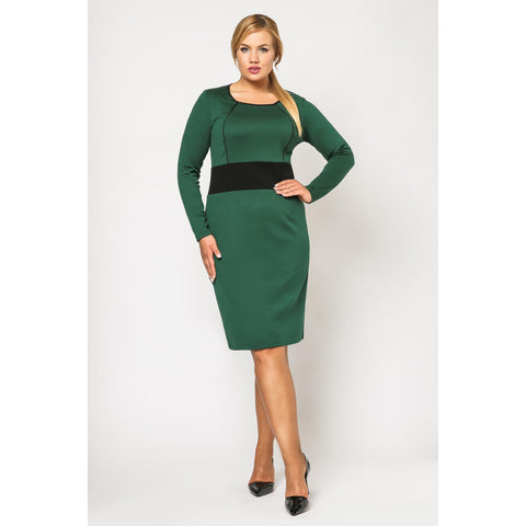 Green Vera Fashion Dresses