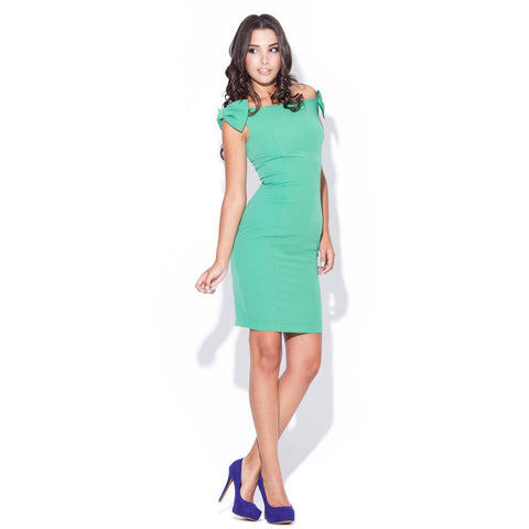 Green Katrus Dresses