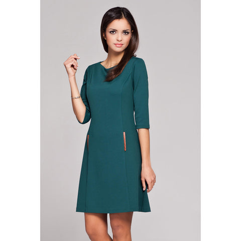 Green Figl Dresses