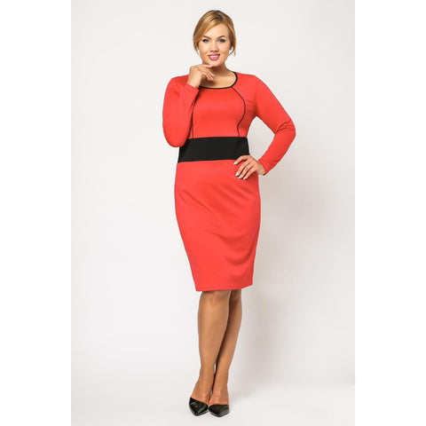 Red Vera Fashion Dresses