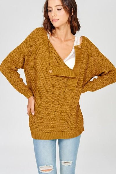 Grace Sweater Top