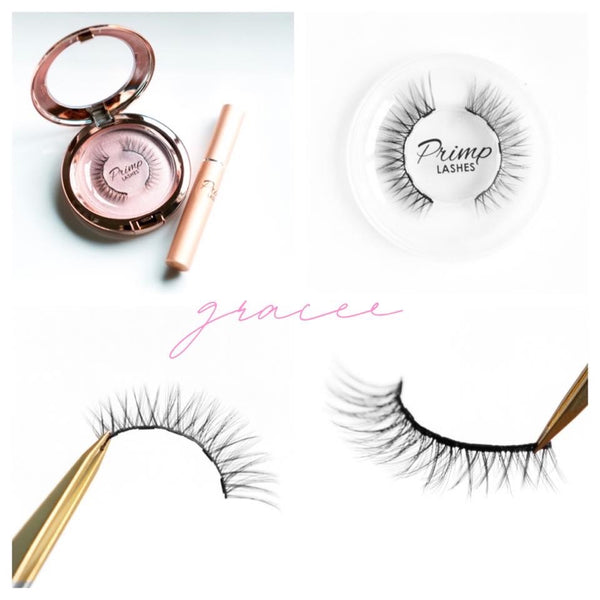 Gracee magnetic lashes
