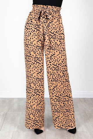 Wild thing wide leg pants
