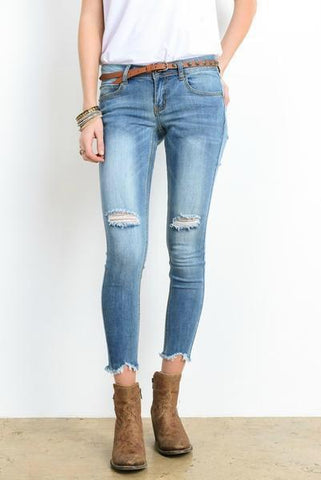 JC Jeans-light Denim