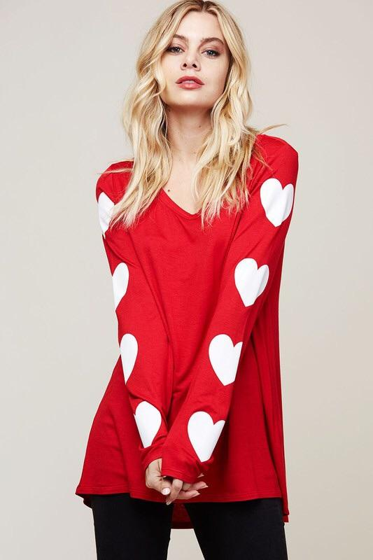Red Heart Sleeves