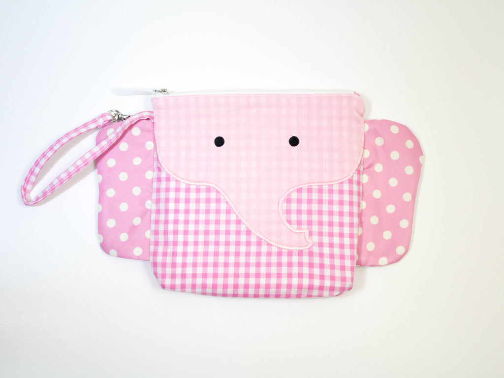 ellie snack bag- elephant