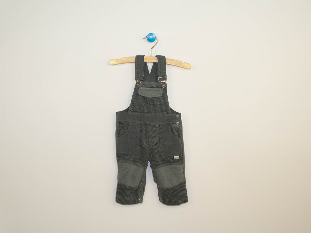 Dash Dungaree- gray