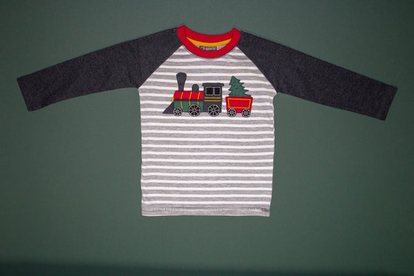 Christmas tree express tee
