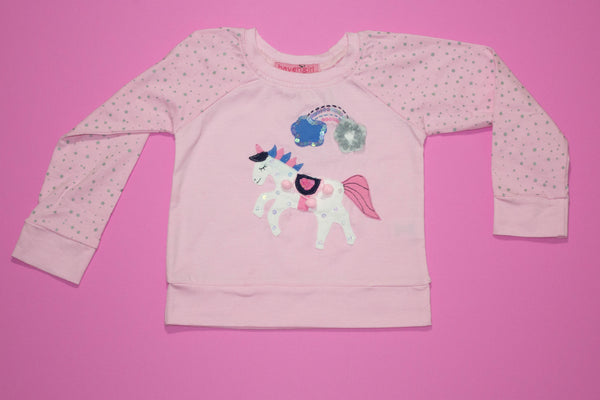 magical unicorn long sleeve