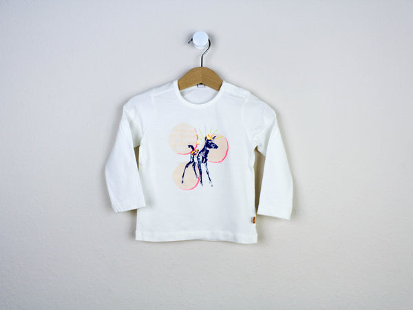 deer long sleeve top