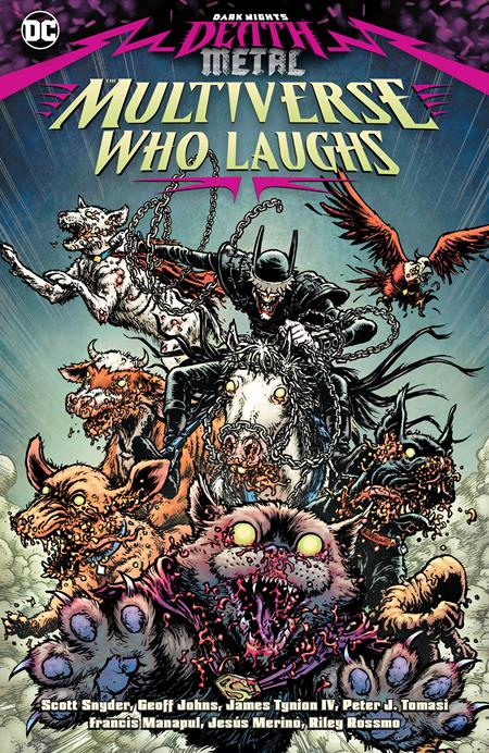 Dark Knights Metal The Multiverse Who Laughs TRADE PAPERBACK
