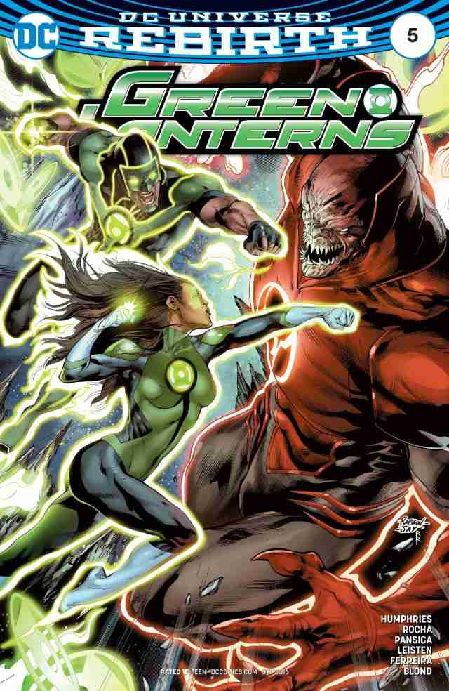 Green Lanterns (2016) #5 - Comics n Pop - Comic - DC Comics