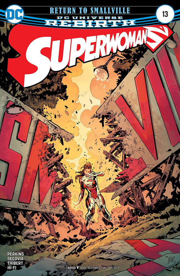 Superwoman (2016) #13 - Comics n Pop