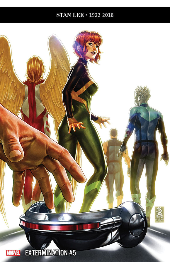 EXTERMINATION #5 (OF 5)