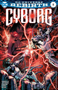 Cyborg (2016-) #5 - Comics n Pop