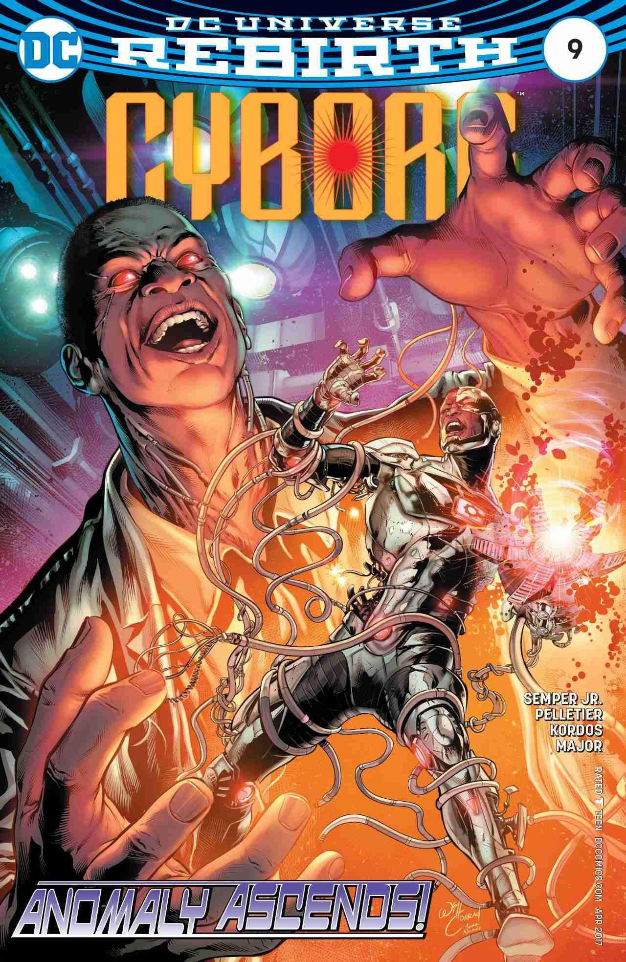 Cyborg (2016-) #9 - Comics n Pop - Comic - DC Comics