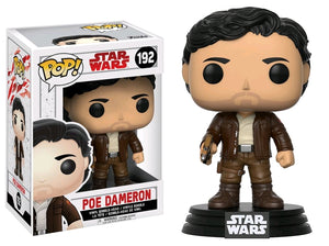 Star Wars - Poe Dameron Episode VIII The Last Jedi Pop! Vinyl - Comics n Pop