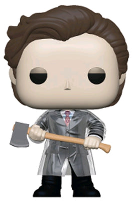 American Psycho - Patrick with Axe Pop! Vinyl