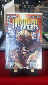 DEMON KNIGHTS #2 (2011) - Comics n Pop