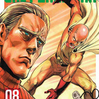 One Punch Man #8 Graphic Novel (GN) - Comics n Pop - Graphic Novel - Viz Media
