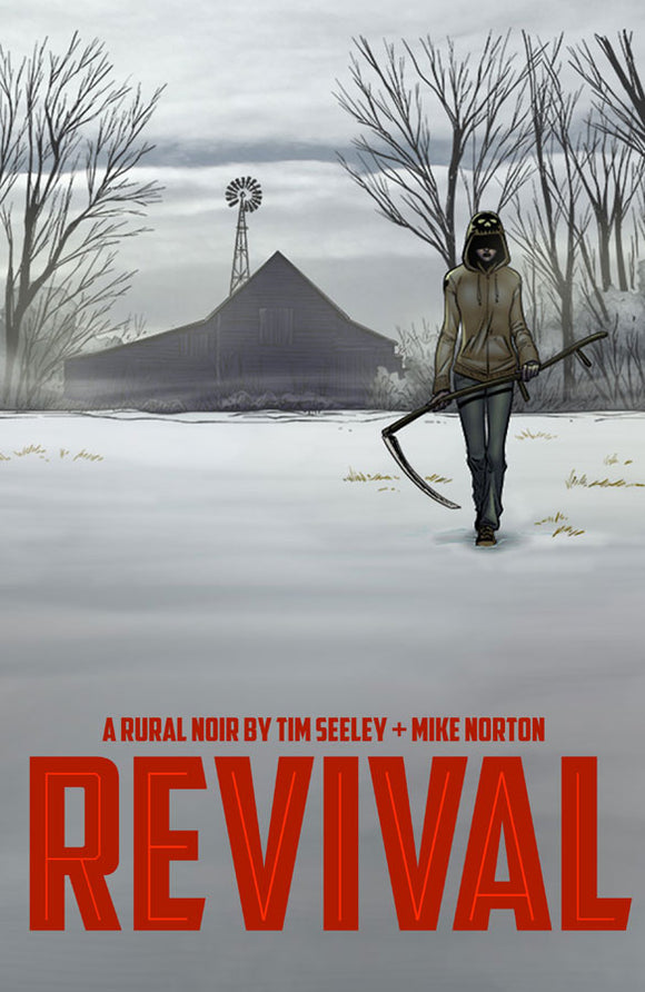 REVIVAL TRADE PAPERBACK VOL 01 YOU`RE AMONG FRIENDS