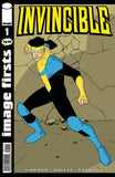 Invincible #1 Image Firsts