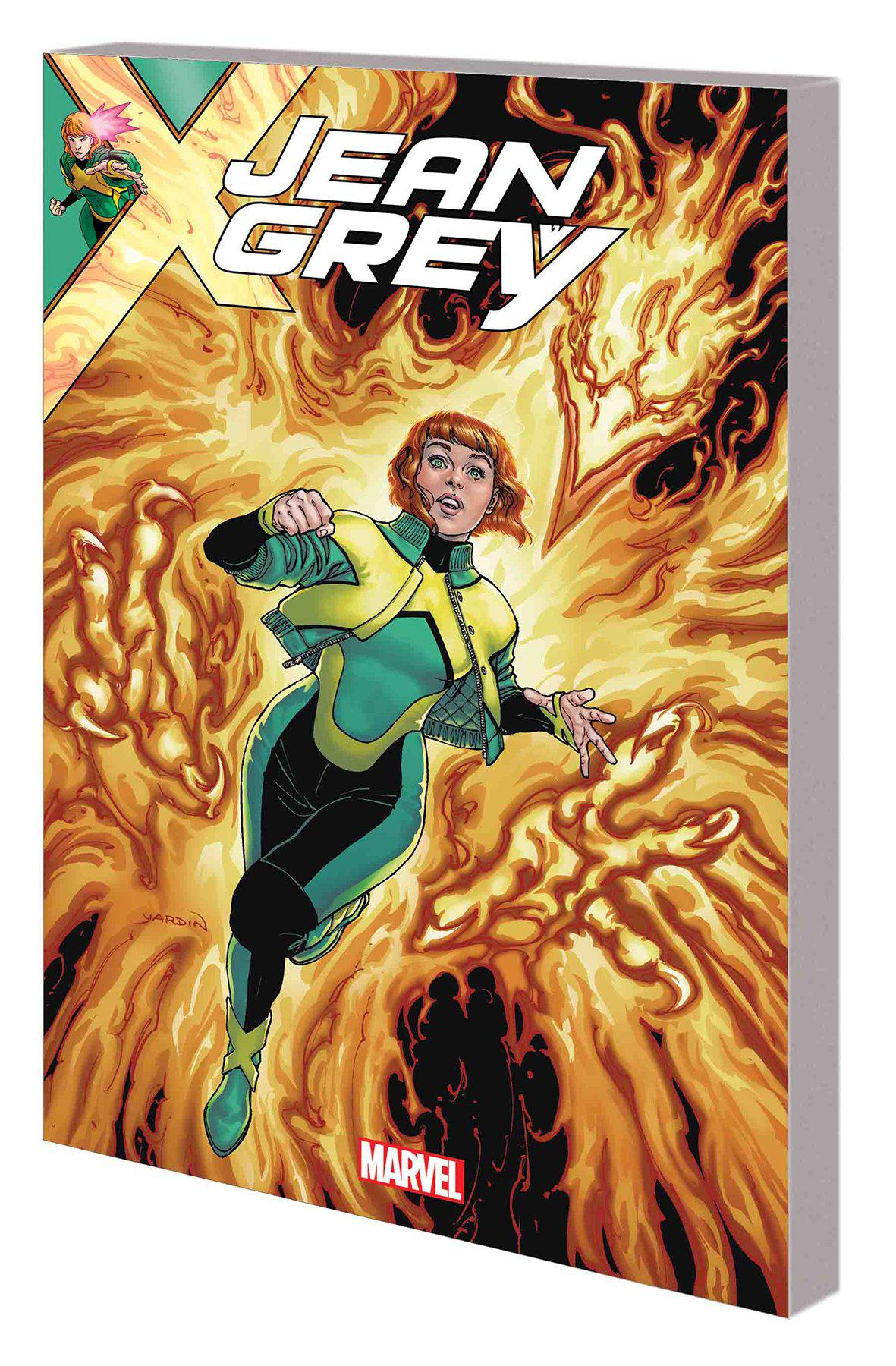 JEAN GREY TP VOL 01 NIGHTMARE FUEL