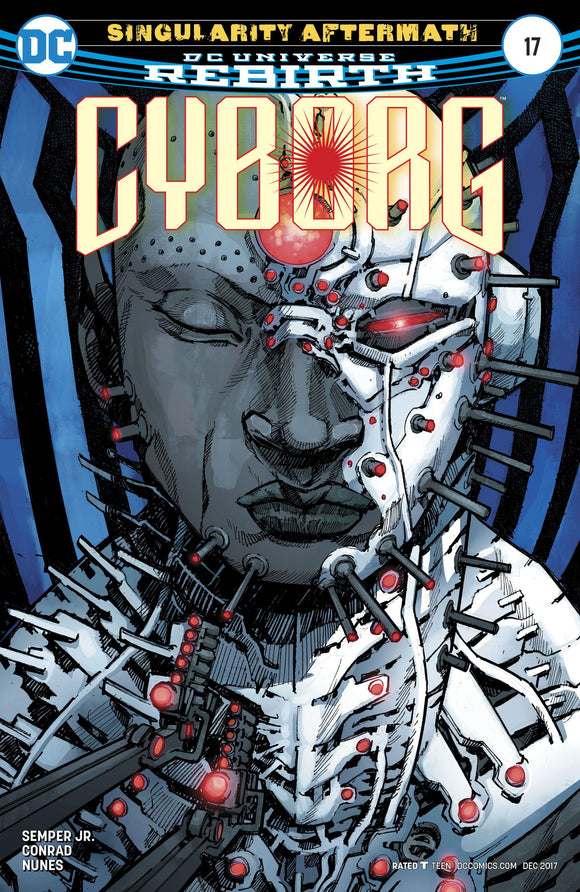 CYBORG #17 - Comics n Pop