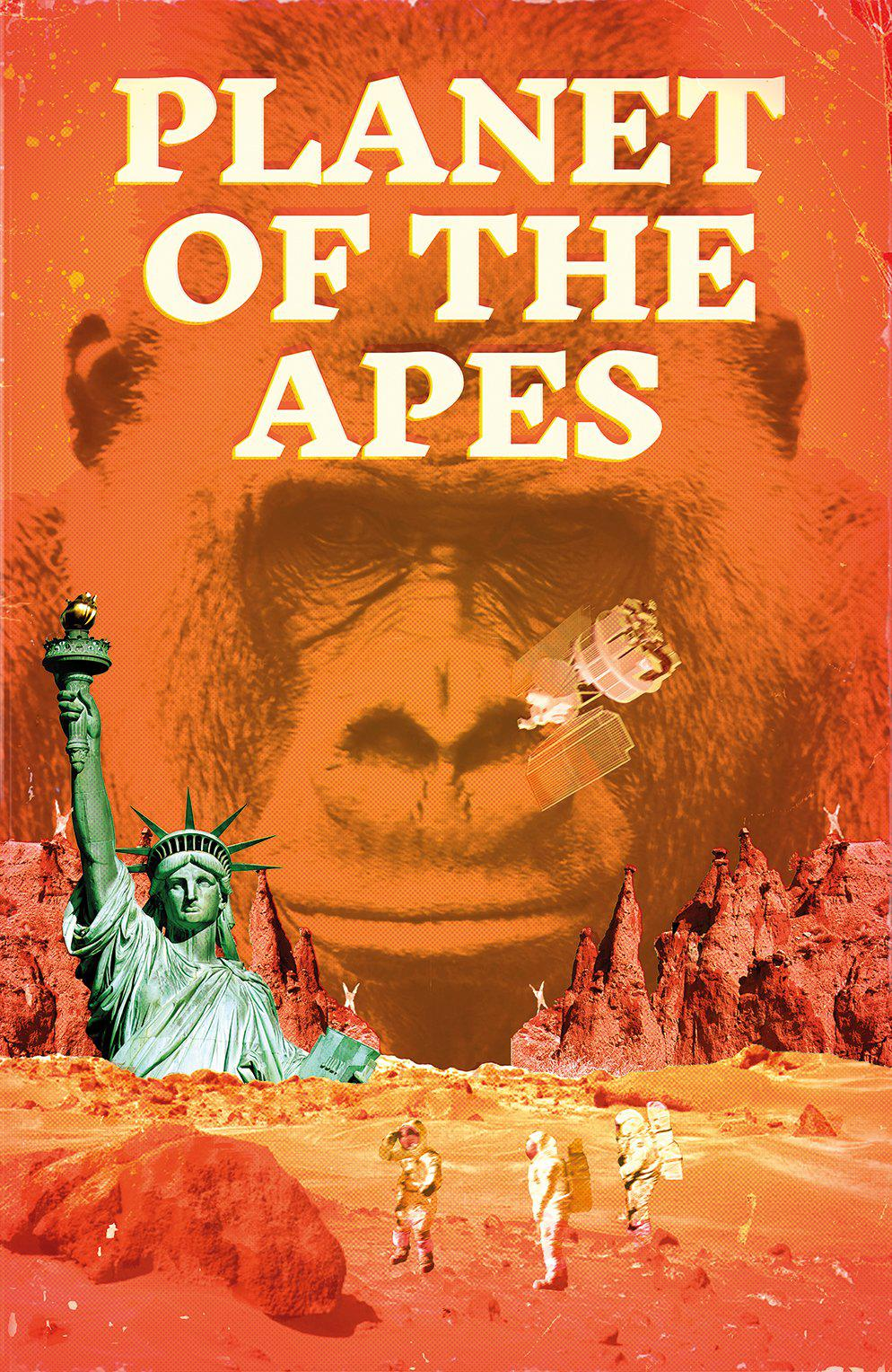 PLANET OF THE APES URSUS #2 SUBSCRIPTION CAREY VAR