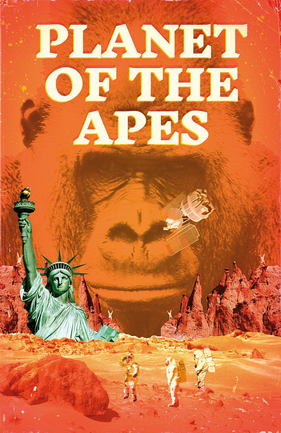PLANET OF THE APES URSUS #2 SUBSCRIPTION CAREY VAR - Comics n Pop