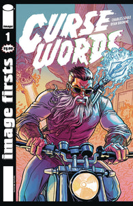 IMAGE FIRSTS CURSE WORDS #1 - Comics n Pop