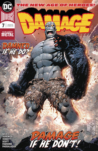 DAMAGE #7 - Comics n Pop