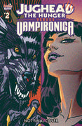 JUGHEAD HUNGER VS VAMPIRONICA #2 COVER B