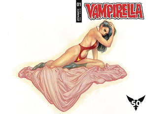 VAMPIRELLA #1 FRANK CHO COVER - Comics n Pop