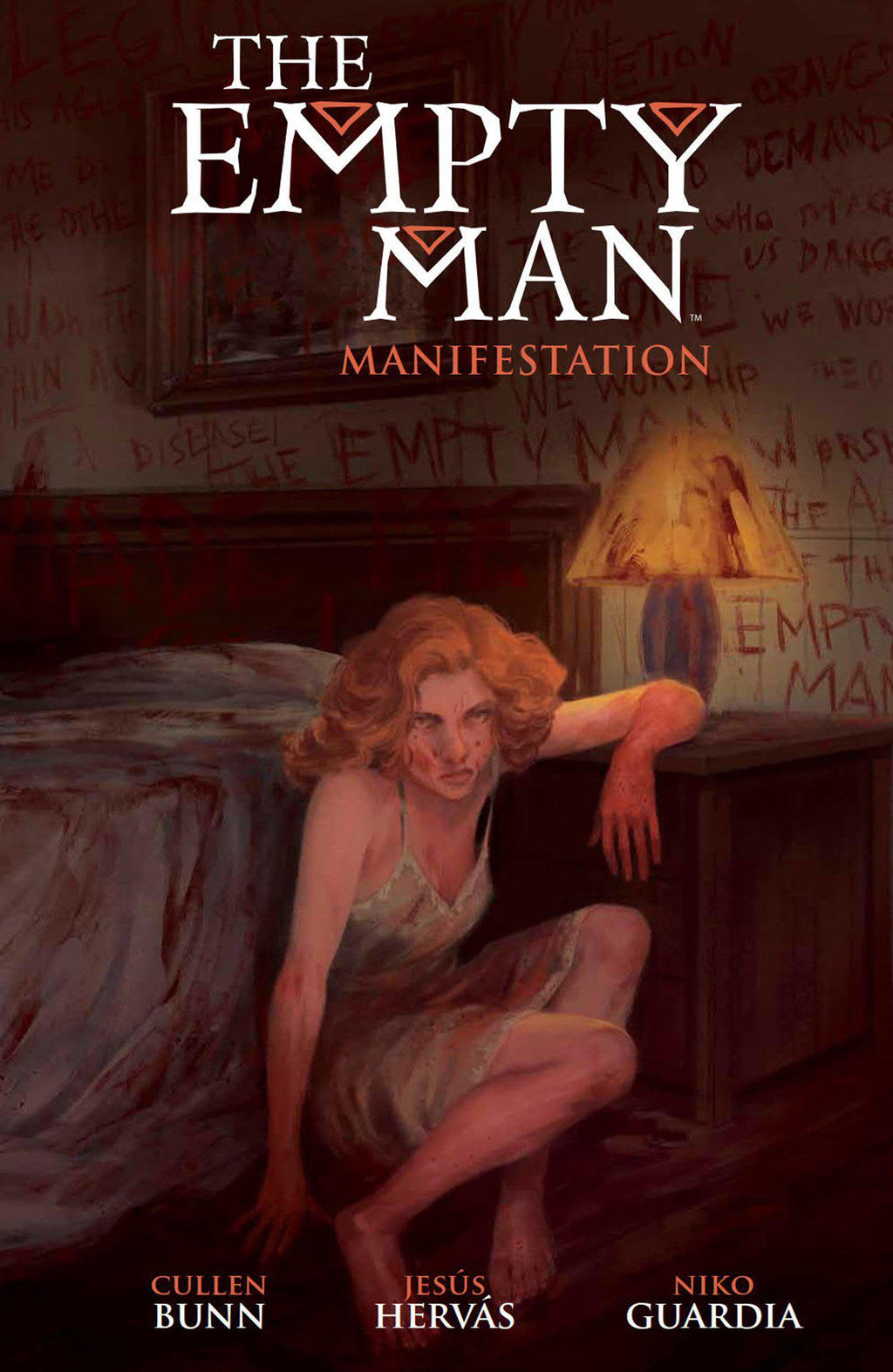 EMPTY MAN TRADE PAPERBACK MANIFESTATION