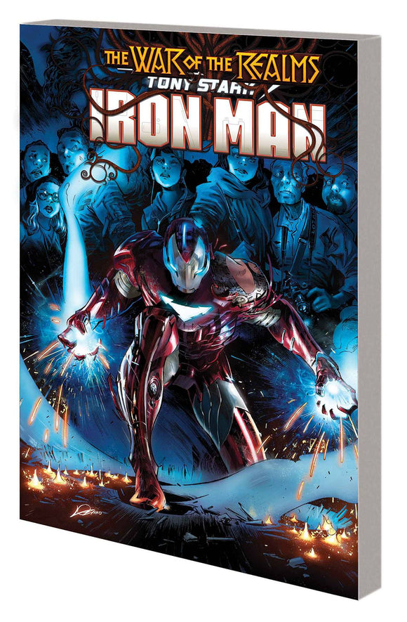 Tony Stark Iron Man Vol 03 War of the Realms Trade Paperback
