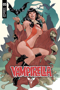 VAMPIRELLA #5 COVER A DODSON - Comics n Pop