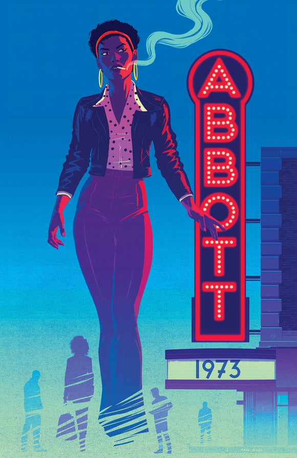 Abbott 1973 #2 COVER B