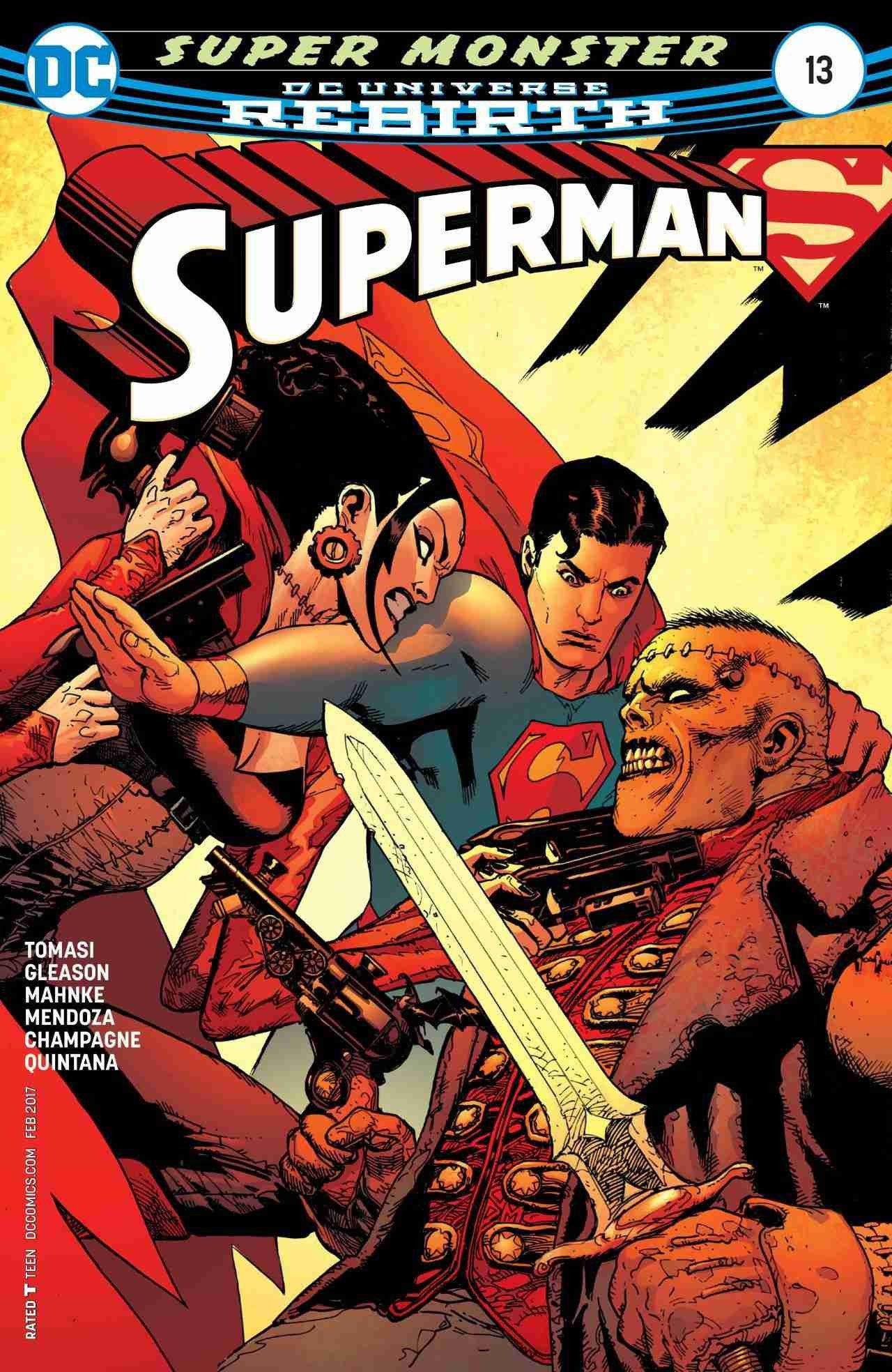 Superman (2016) #13 - Comics n Pop - Comic - DC Comics