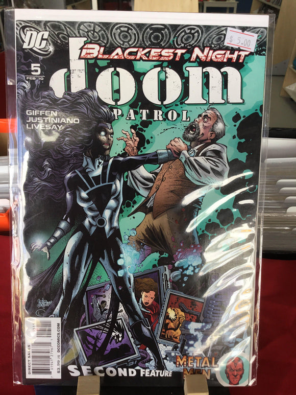 DOOM PATROL #5 (2010) - Comics n Pop