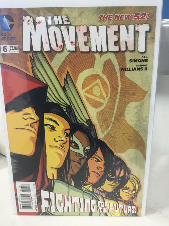 MOVEMENT #6 (2013) - Comics n Pop