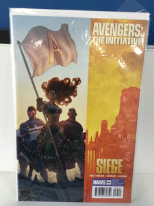 AVENGERS: THE INITIATIVE #35 - Comics n Pop