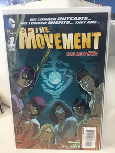 MOVEMENT #1 (2013) - Comics n Pop