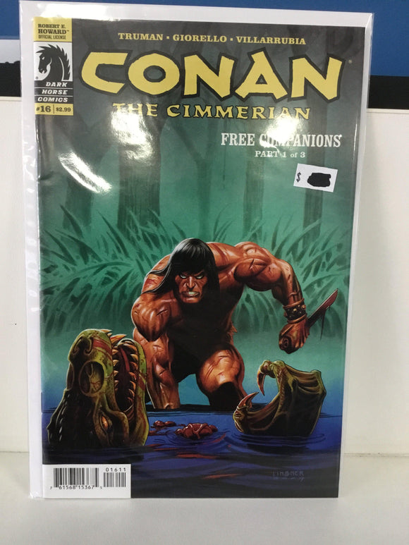 CONAN THE CIMMERIAN #16 (2009) - Comics n Pop