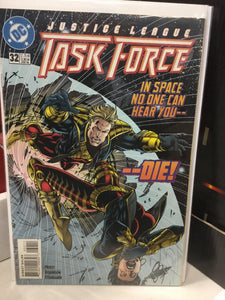 JUSTICE LEAGUE TASK FORCE #32 (1996)